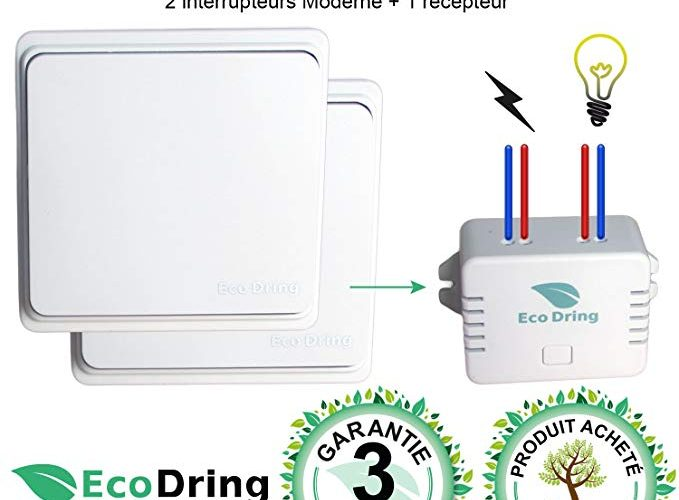 Ecodring : la meilleure solution pour un va-et-vient sans fil