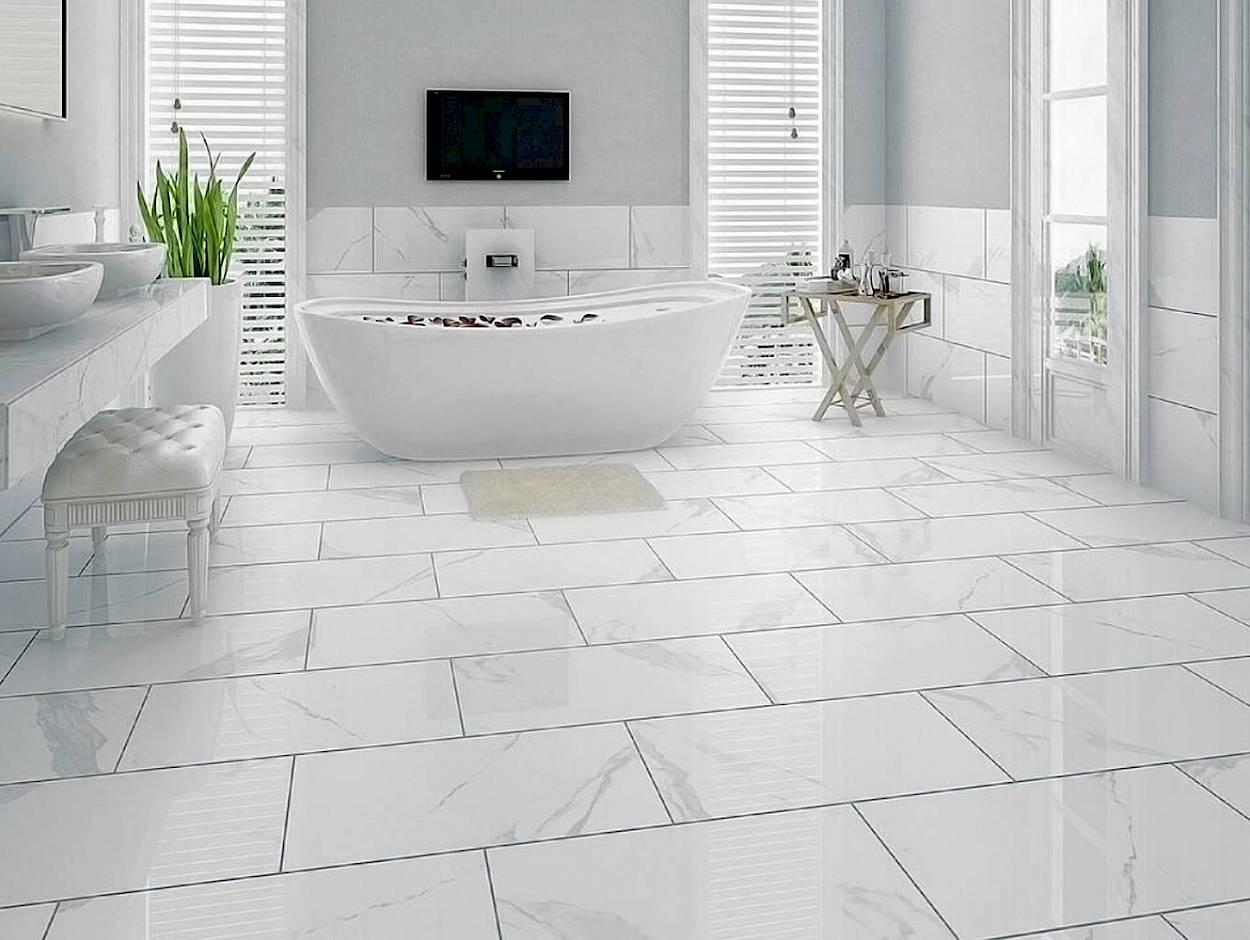 Quel type de carrelage choisir pour votre salle de bain ?
